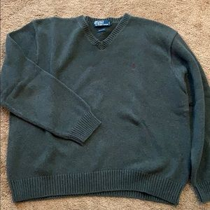 Polo sweater- cotton
